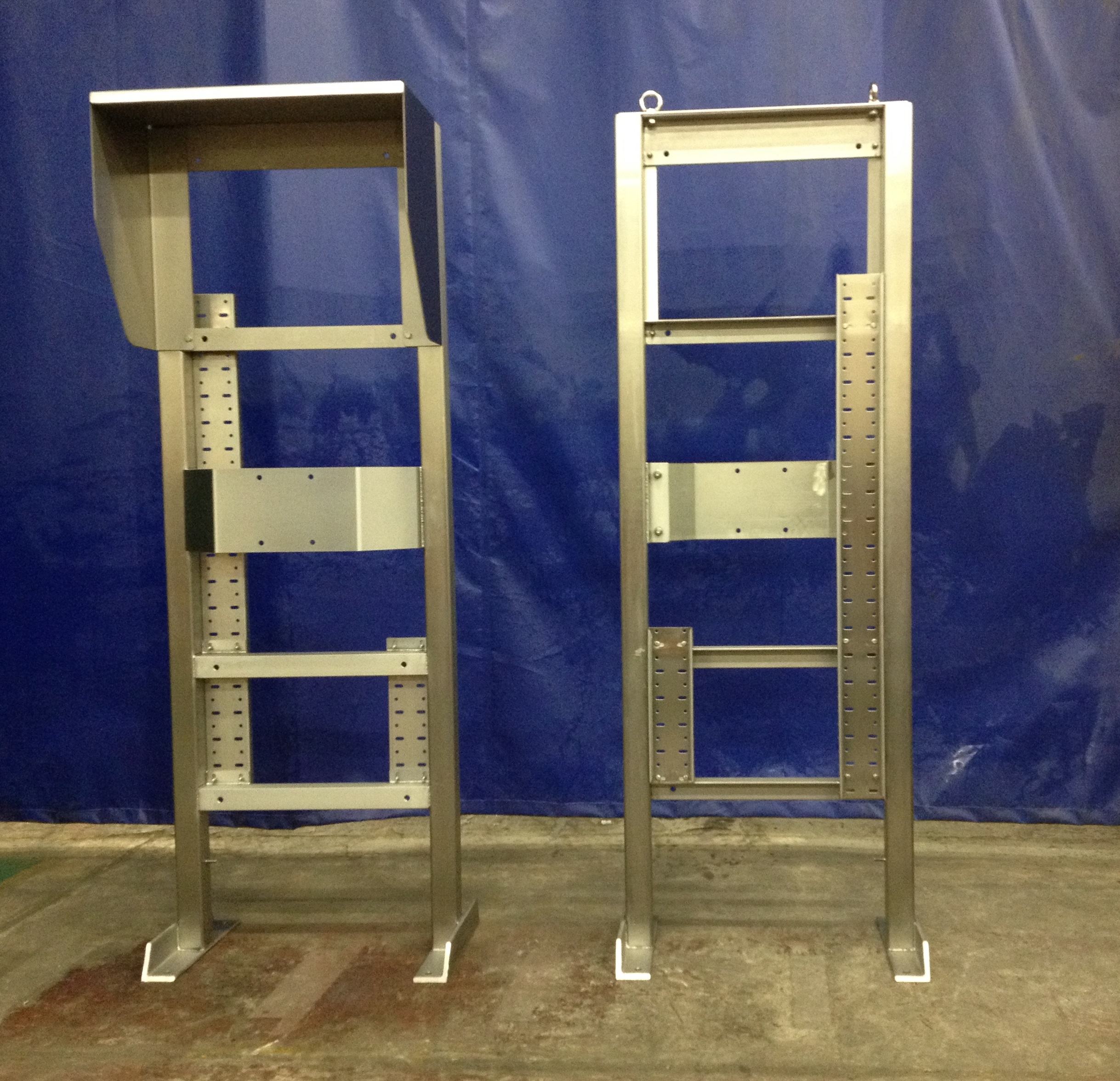 Stainless Steel Fabrication In Rotherham South Yorkshire Uk