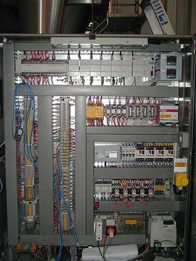 Electrical Control System In Rotherham South Yorkshire UK